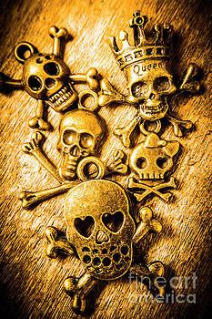 Skulls and crossbones by Jorgo Photography - Wall Art Gallery