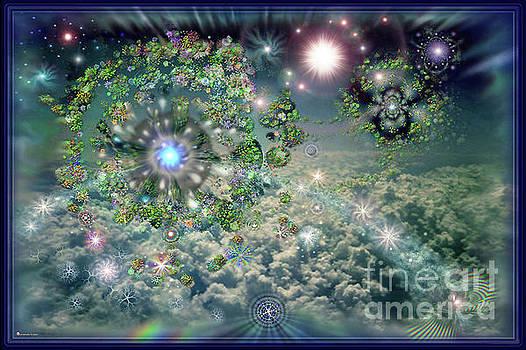Sky 11-11 by Leonard Rubins