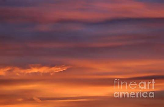 Sky Aflame by Karen Sydney