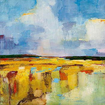 Sky and Marsh by Michele Norris