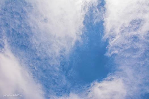 Sky Blue by LeeAnn McLaneGoetz McLaneGoetzStudioLLCcom