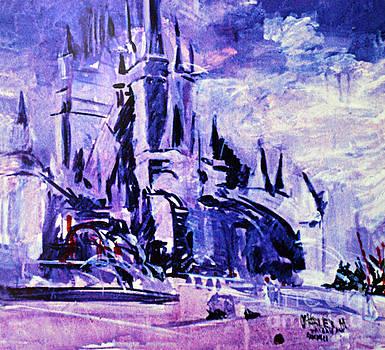 Charles M Williams - Sky Castles