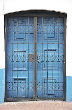 Sky Door by Kathy Schumann