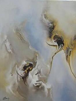 Sky High I by Olga Dmytrenko