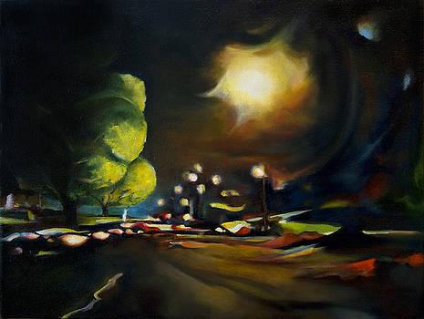 Sky Light by Benjamin Roberts