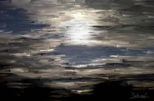 Sky Of Clouds by Deborah Rosier