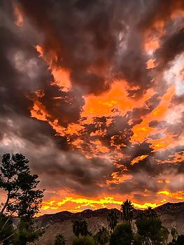 Sky on Fire by Chris Tarpening