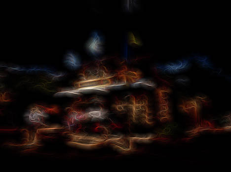 Sky Spirits 3 by William Horden