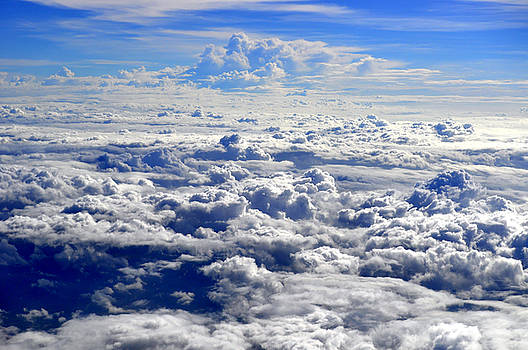 Bliss Of Art - sky view