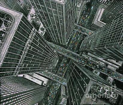 Sky View City by Murphy Elliott