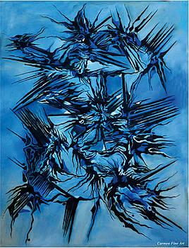 Carmen Fine Art - Sky vs Philosophy