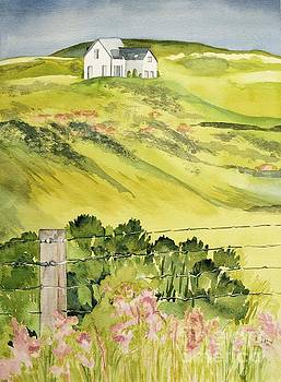 Skye Cottage by Naomi Wilsey