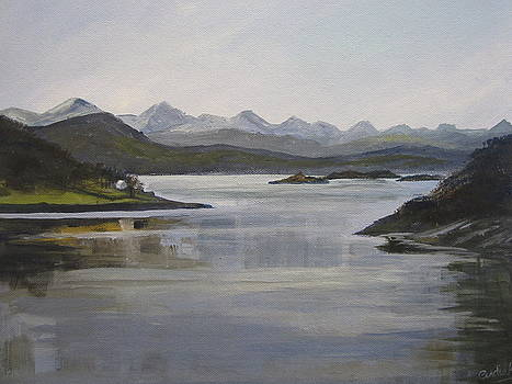 Skye from North Strome by Cindie Reiter