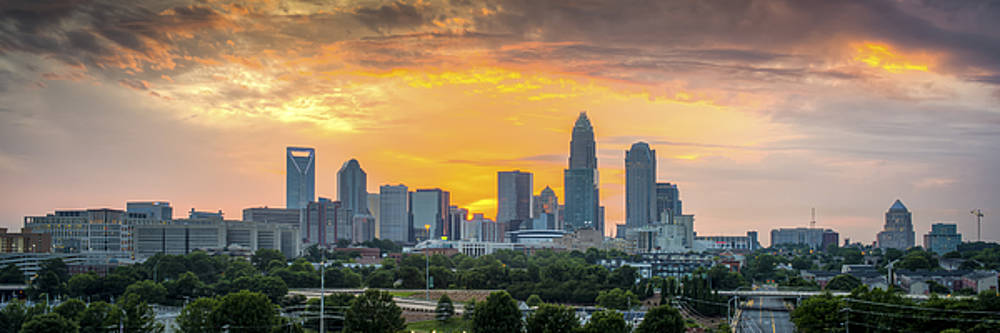 Skyfire Charlotte by Brian Young