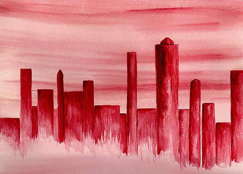 Skyline by Michael Vigliotti