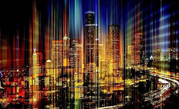 Skyline by Sayaka Kimura