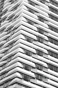 Skyscraper Details by Audrey Wilkie