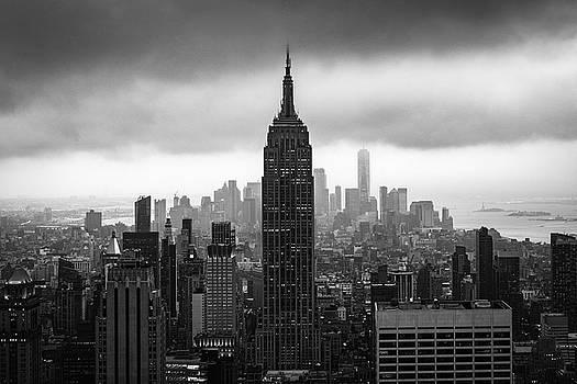 Skyscraping by Randy Lemoine