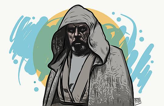 Skywalker Returns by Antonio Romero