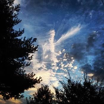 Skyyyy by Bridgett Dockray