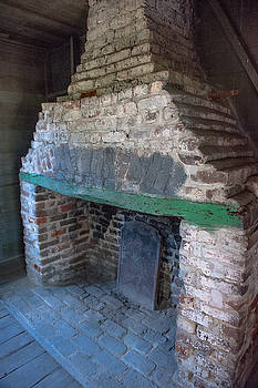 Dale Powell - Slave Cabin Fireplace