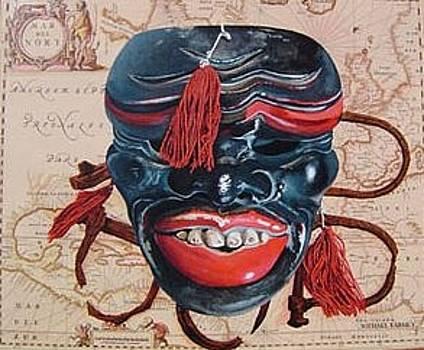 Michael Earney - Slave/Esclavo