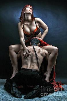 Slave Femdom - Fine Art of Bondage by Rod Meier