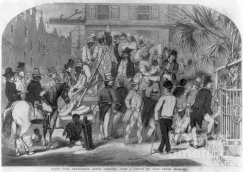Dale Powell - Slave Market