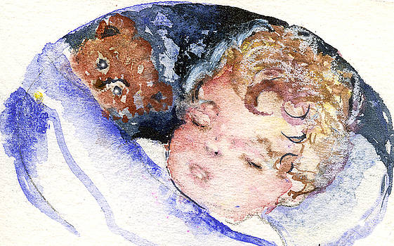 Sleep in Heavenly Bliss by Mindy Newman