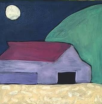 Sleeping Barn by Molly Fisk