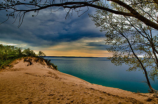 Sleeping Bear Dunes by Jason Naudi