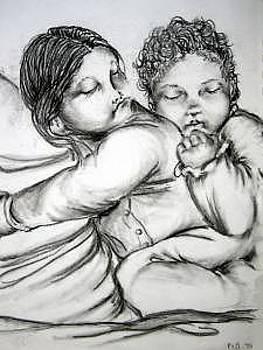 Sleeping Beauties by Pamela Benjamin