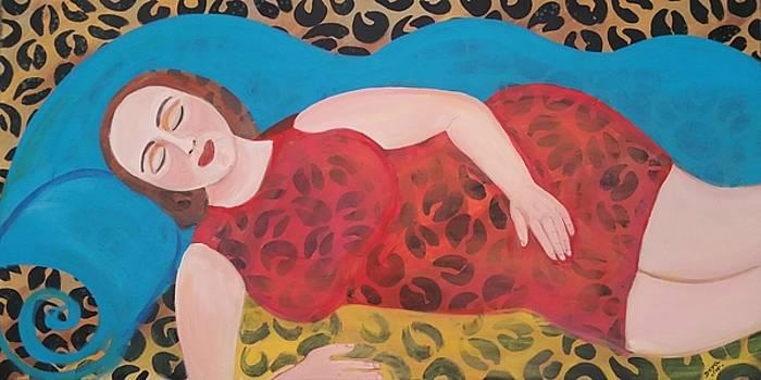 Sleeping Beauty by Deyanira Harris