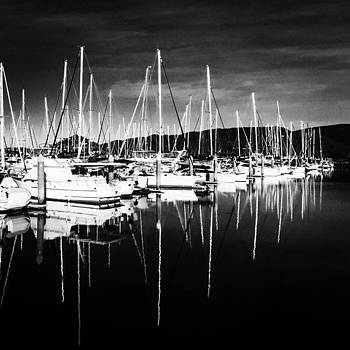 Sleeping Boats.  Photo By @pauldalsasso by Paul Dal Sasso