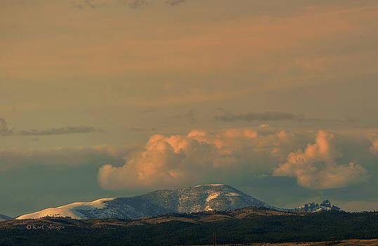 Sleeping Giant near Helena Montana by Kae Cheatham