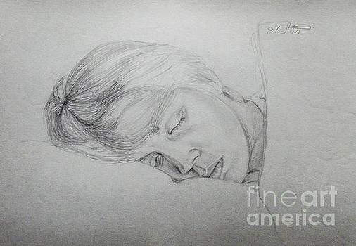 Algirdas Lukas - Sleeping Time