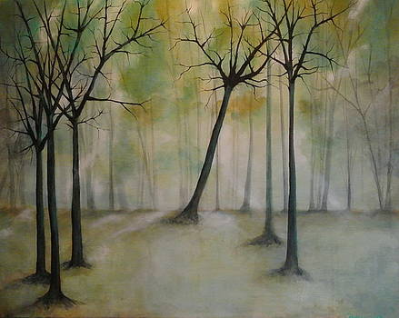 Sleeping Trees by Tamara Bettencourt