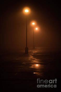 Sleepless II by Ian McGregor