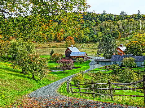 Sleepy Hollow Farm by Jean Sproul