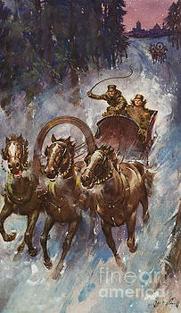 James Edwin McConnell - Sleigh Ride