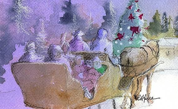 Sleigh Ride by Robert Yonke