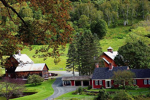 Sleepy Hollow Farm by Bill Morgenstern