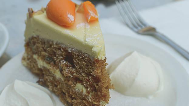 Jacek Wojnarowski - Slice of Carrot Cake with Cream B