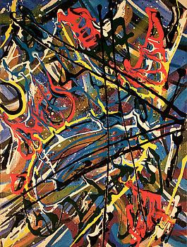 Slicing Through the Chaos by Joe Gergen