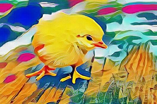 Slick Chick by Alan Kennedy