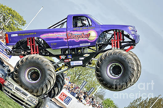 Slingshot Monster Truck 2 by Steev Stamford