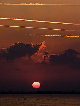 Slits In The Sky by Ron Dubin