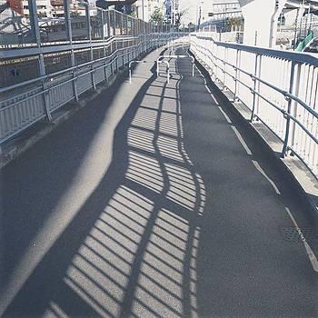 #slope #shadow #artphoto #photoart by Bow Sanpo