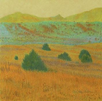Slopes of Dakota Dream by Cris Fulton