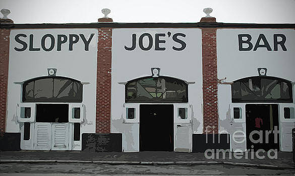 Sloppy Joes Bar by Jost Houk